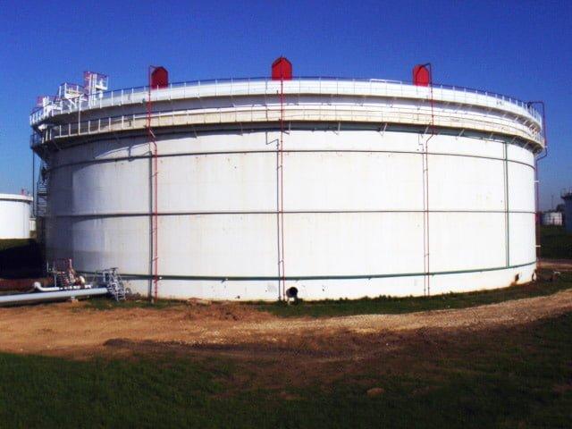Modernizare rezervor 50.000mc - SC OIL TERMINAL SA Constanta