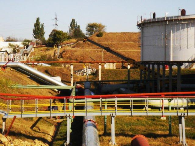 Modernizare instalatie incarcare -descarcare Parc Rezervoare 50.000mc - OIL TERMINAL SA Constanta